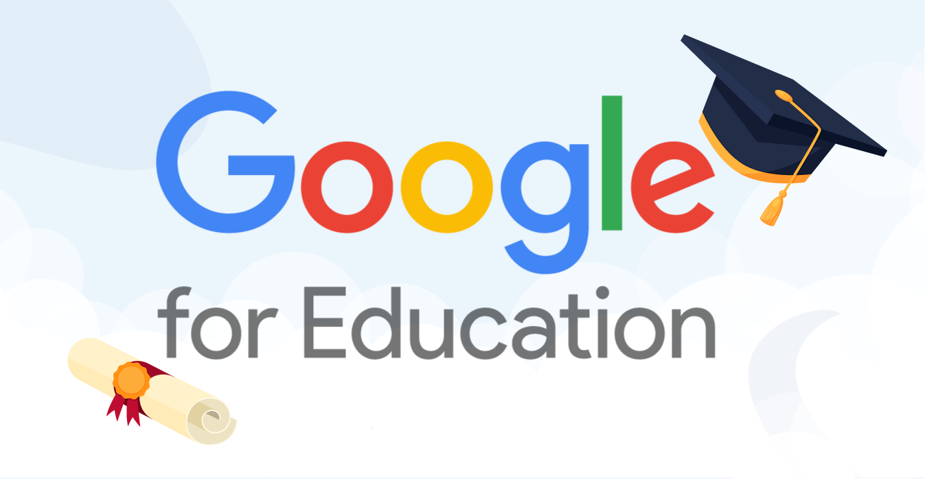 ¡Descubre Google for Education! 🎓📚🙌